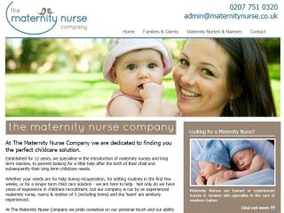 The Maternity Nurse Company