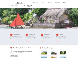 River Dart Cottages