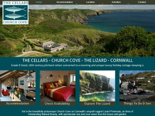 The Cellars Holiday Cottage