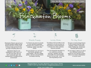 Blackawton Blooms