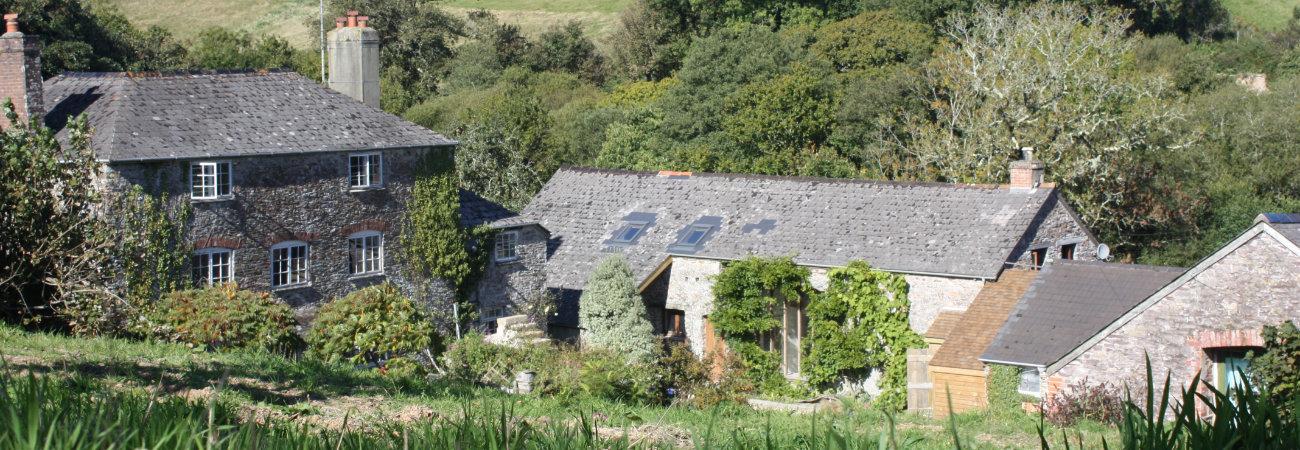 Website Design for Wood Farm Cottages